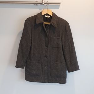 DKNY wool jacket